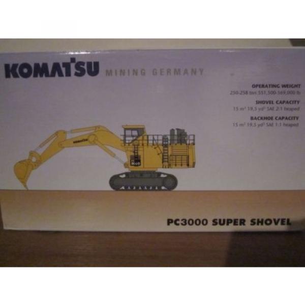Komatsu Mining Germany PC3000 SUPER SHOVEL model #2 image
