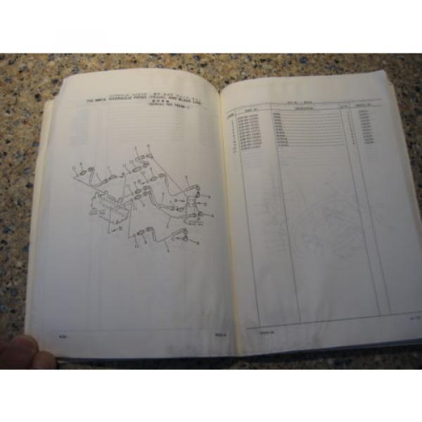 Komatsu PC02-1A Hydraulic Excavator Parts Book (English) #10 image