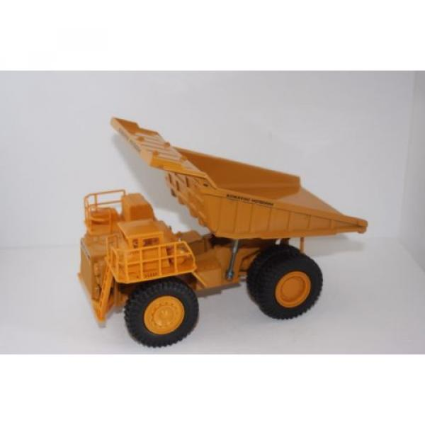 komatsu dump truck t-5 made in japan hd1200mm 1/50 new  yonezawa toy diapet #5 image