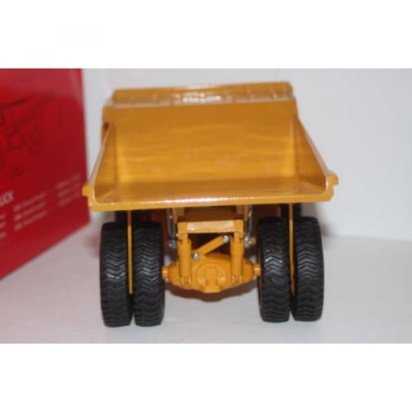 komatsu dump truck t-5 made in japan hd1200mm 1/50 new  yonezawa toy diapet #8 image