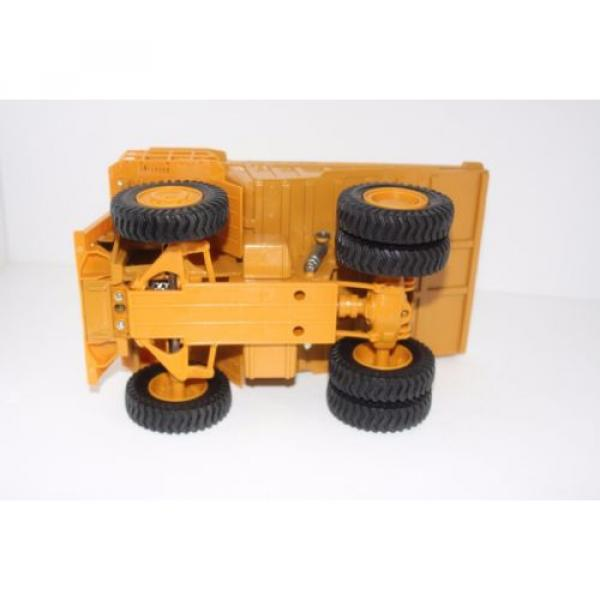 komatsu dump truck t-5 made in japan hd1200mm 1/50 new  yonezawa toy diapet #12 image