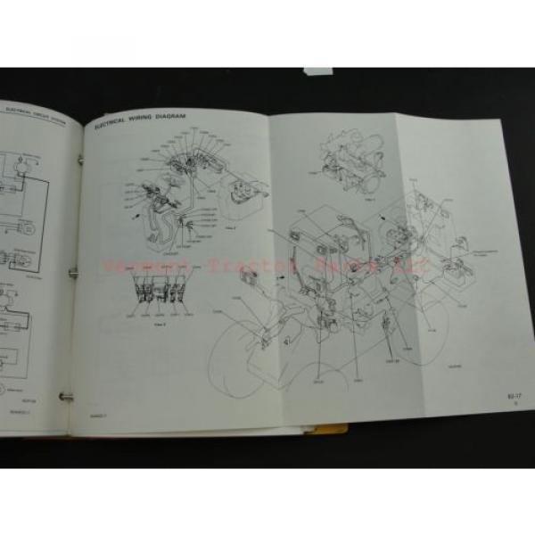 Komatsu WA400-1 wheel Loader service shop repair manual SEBM04240106 #11 image