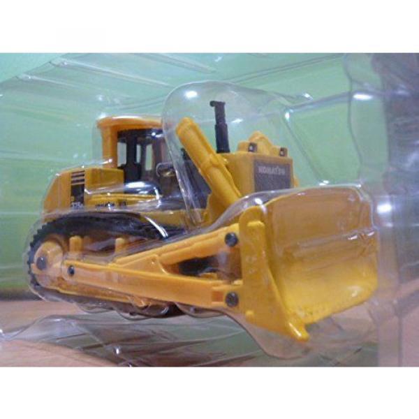 KOMATSU Official DK-6102 Bulldozer D375A 1/55 Scale Model Heavy Equipment New #1 image