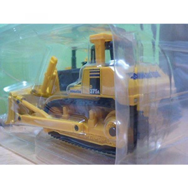 KOMATSU Official DK-6102 Bulldozer D375A 1/55 Scale Model Heavy Equipment New #5 image