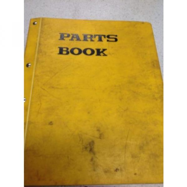 Komatsu PC300LC-5, Hydraulic Excavator Parts Book BEPB207071 #5 image