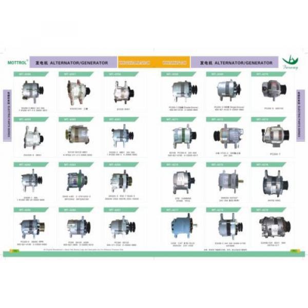 7825-30-1301 DIAL,FUEL THROTTLE FITS KOMATSU PC200-5,PC220-5 PC200-6 PC220-6 #3 image