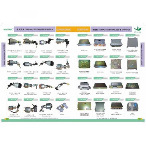 7825-30-1301 DIAL,FUEL THROTTLE FITS KOMATSU PC200-5,PC220-5 PC200-6 PC220-6 #4 image