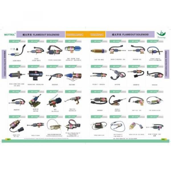 7825-30-1301 DIAL,FUEL THROTTLE FITS KOMATSU PC200-5,PC220-5 PC200-6 PC220-6 #5 image