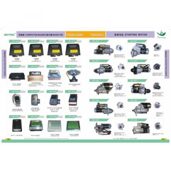 7825-30-1301 DIAL,FUEL THROTTLE FITS KOMATSU PC200-5,PC220-5 PC200-6 PC220-6 #6 image