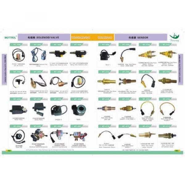 7825-30-1301 DIAL,FUEL THROTTLE FITS KOMATSU PC200-5,PC220-5 PC200-6 PC220-6 #9 image