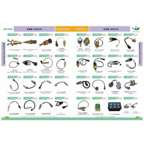 7825-30-1301 DIAL,FUEL THROTTLE FITS KOMATSU PC200-5,PC220-5 PC200-6 PC220-6 #10 image