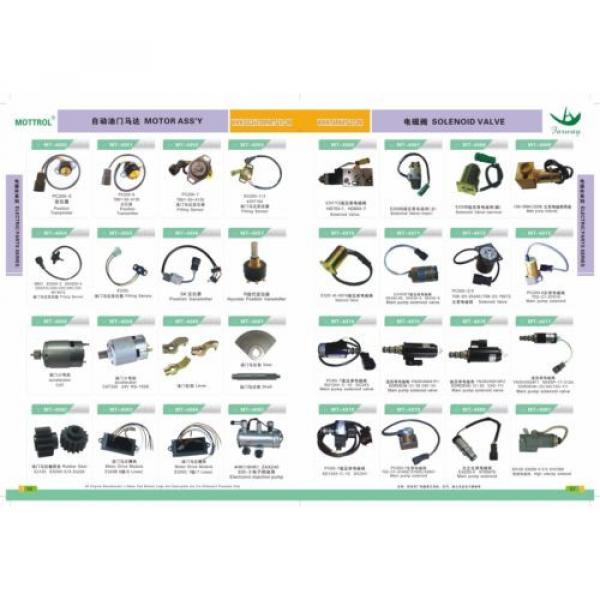7825-30-1301 DIAL,FUEL THROTTLE FITS KOMATSU PC200-5,PC220-5 PC200-6 PC220-6 #11 image