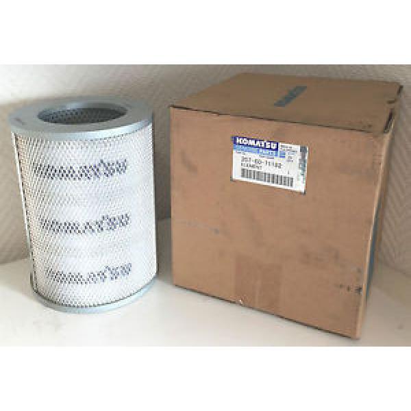 Original Komatsu 207-60-71182 Filter Hydraulikfilter #1 image