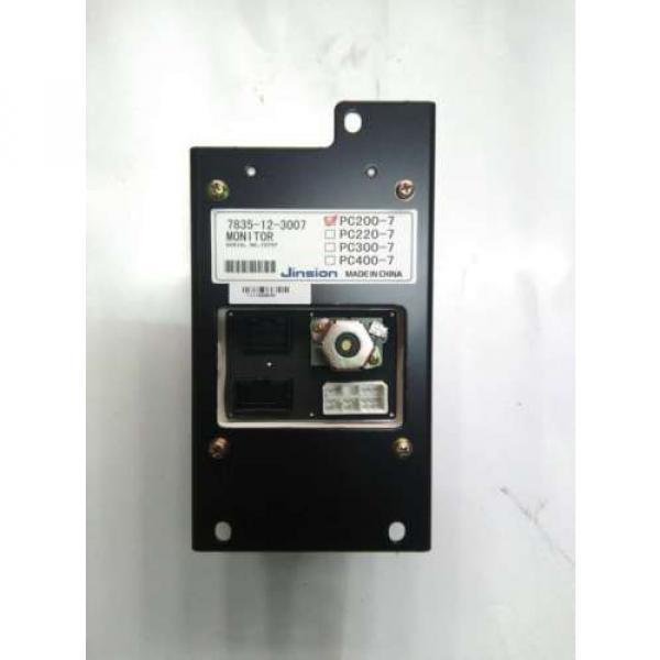 7835-12-1006 7835-12-1005 monitor fits KOMATSU PC200-7 PC220-7 PC240-7 PC270-7 #2 image