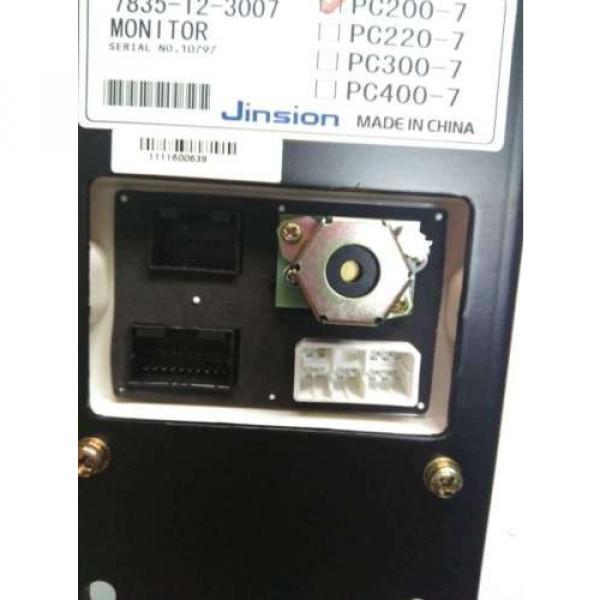 7835-12-1006 7835-12-1005 monitor fits KOMATSU PC200-7 PC220-7 PC240-7 PC270-7 #3 image