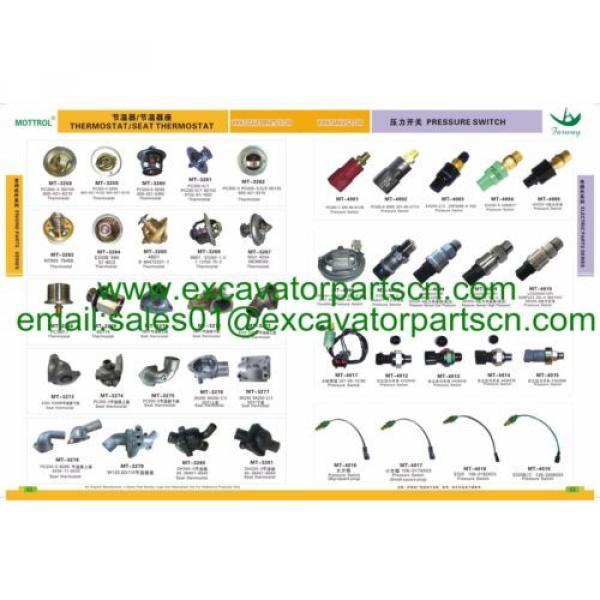 7835-12-1006 7835-12-1005 monitor fits KOMATSU PC200-7 PC220-7 PC240-7 PC270-7 #7 image