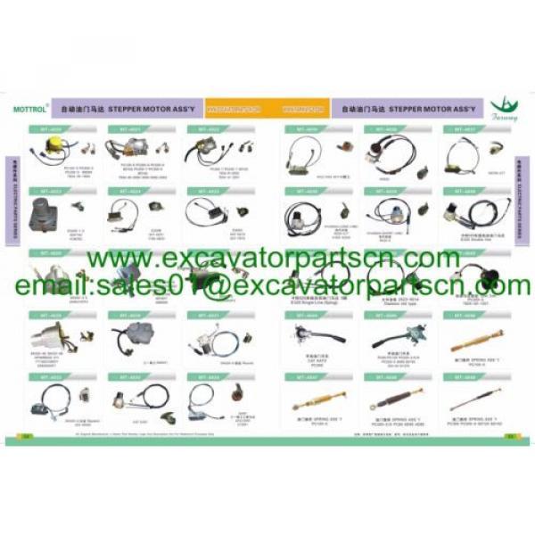 7835-12-1006 7835-12-1005 monitor fits KOMATSU PC200-7 PC220-7 PC240-7 PC270-7 #8 image