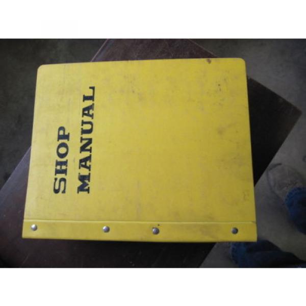 Pair of OEM Komatsu WA250PT-3MC PARTS and SHOP REPAIR SERVICE Manual Books #1 image