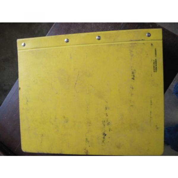 Pair of OEM Komatsu WA250PT-3MC PARTS and SHOP REPAIR SERVICE Manual Books #5 image