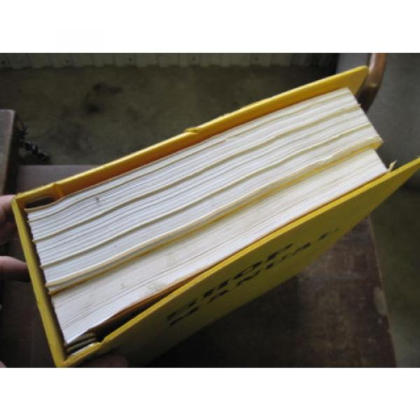 Pair of OEM Komatsu WA250PT-3MC PARTS and SHOP REPAIR SERVICE Manual Books #6 image