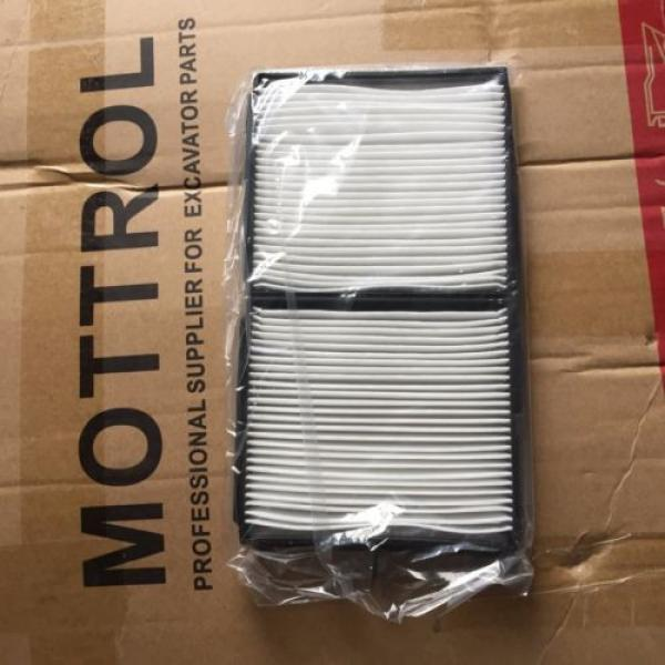 20Y-979-6261  CABIN AIR FILTER FITS FOR KOMATSU PC200-7 PC220-7 PC160-7 PC350-7 #3 image