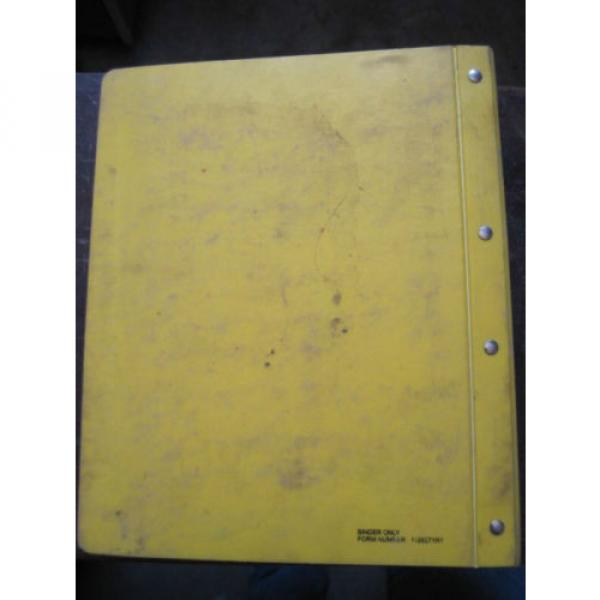 OEM KOMATSU Excavator PC300-2 PC300LC-2 PARTS Catalog Manual Book #3 image
