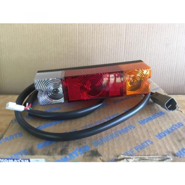 NIB Komatsu Rear Combination Lamp (Rear Tail Light) P/N 3EB-55-A6660 #1 image
