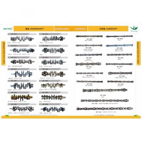 6738-11-5510 MUFFLER FITS KOMATSU PC200-7 PC210-7 PC220-7 PC230-7 PC240-7 6D102 #9 image