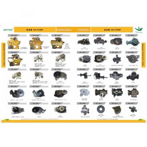 6738-11-5510 MUFFLER FITS KOMATSU PC200-7 PC210-7 PC220-7 PC230-7 PC240-7 6D102 #12 image