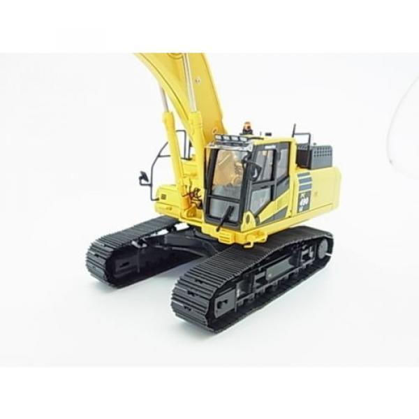 New! Komatsu hydraulic excavator PC490LC-10 Diecast model 1/50 f/s from Japan #3 image