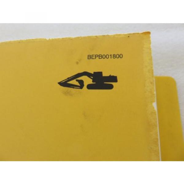 Komatsu - PC200 210 220 250 LC-6 - Hydraulic Excavator Parts Manual BEPB001800 #6 image