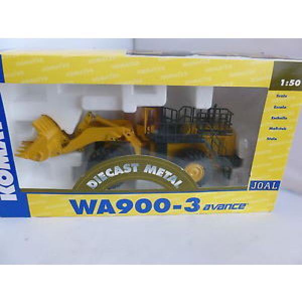 JOAL KOMATSU WA900-3 AVANCE WHEEL LOADER #1 image