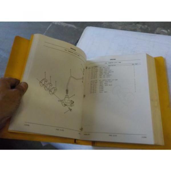 Komatsu PC220LC-6  Parts Book #2 image