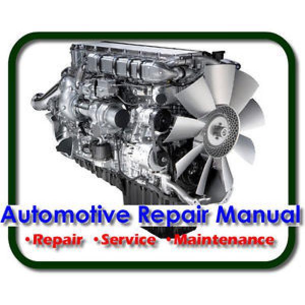 Komatsu 12V170-1 Series Diesel Engine Service Repair Manual #1 image