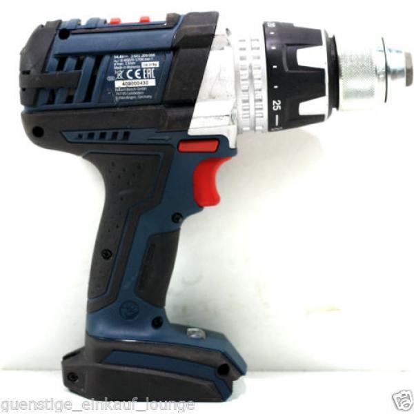 Bosch Cordless screwdriver GSR 14,4 VE-2 LI Solo #2 image