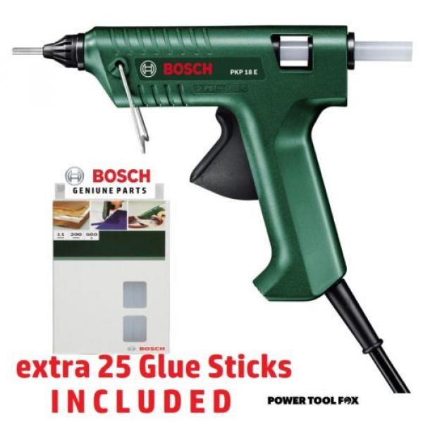 saverschoice Bosch-PKP18E GLUE GUN +25 STICKS 0603264542 3165140687911 & 392518# #1 image