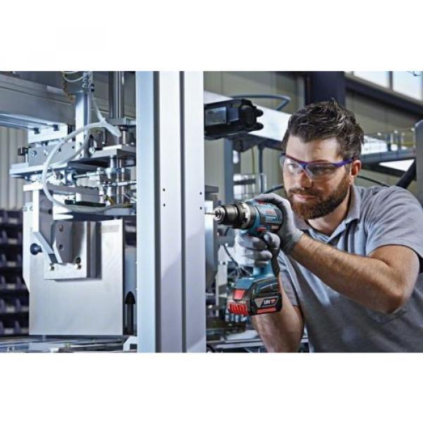 4.0ah Bosch GSB 18 V-EC Li-ION Pro Cordless Combi LBoxx 0615990GS1 3165140829137 #6 image