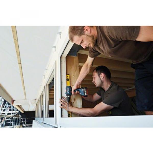 4.0ah Bosch GSB 18 V-EC Li-ION Pro Cordless Combi LBoxx 0615990GS1 3165140829137 #4 image