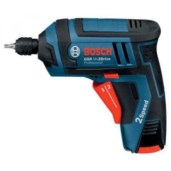 BareTool - GSR Mx2DrivePRO Cordless Screwdriver Drill 06019A2170 3165140575577' #4 image