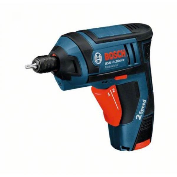 BareTool - GSR Mx2DrivePRO Cordless Screwdriver Drill 06019A2170 3165140575577' #6 image