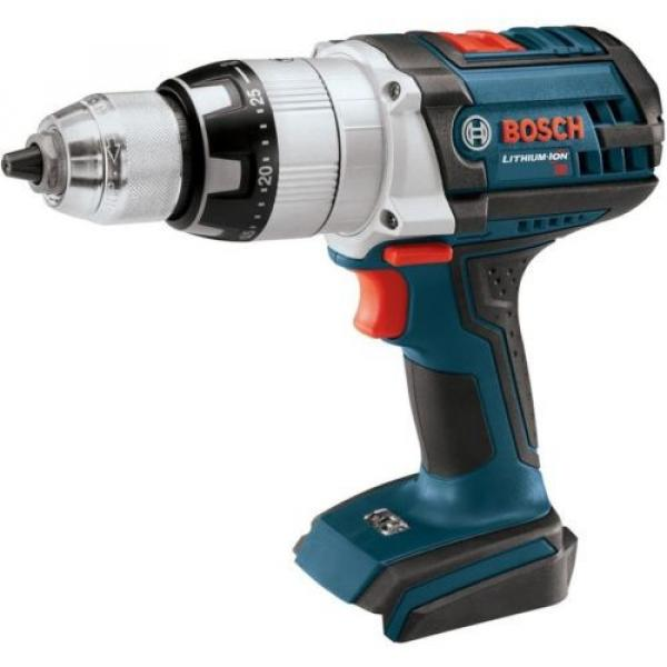 Hammer Drill Driver Cordless Standard Duty Variable Speed 18 Volt Lithium-Ion #2 image