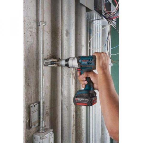 Hammer Drill Driver Cordless Standard Duty Variable Speed 18 Volt Lithium-Ion #3 image