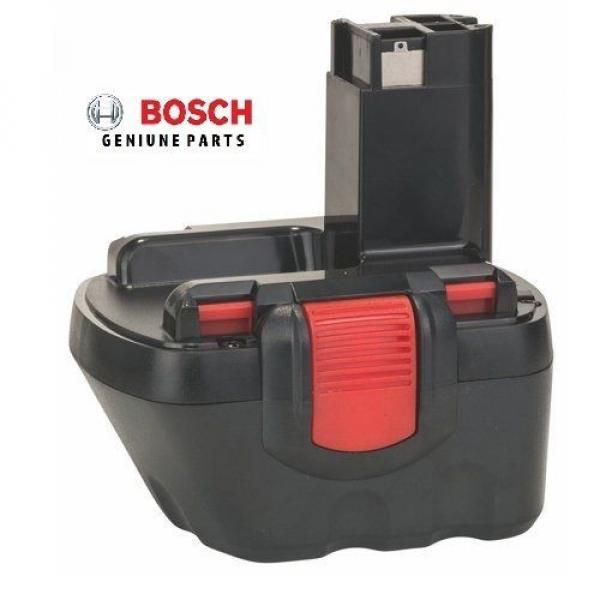 new-Genuine Bosch NiCAD 12V 1.2AH PRO BATTERY Drills 2607335526 3165140308151# #1 image