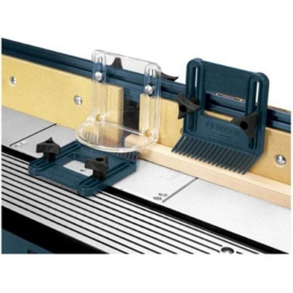 Bosch ( RA1181) Benchtop Router Table Includes 2 adjustable featherboards Tools #3 image