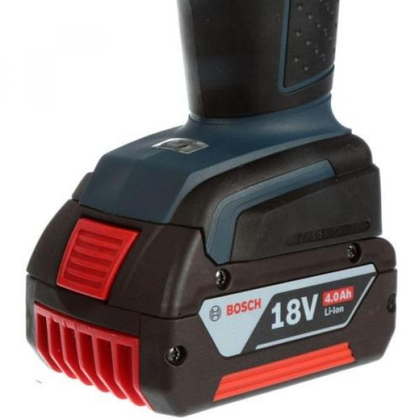 Cordless Right Angle Drill Variable Speed Keyless Chuck 18 Volt Lithium-Ion Kit #5 image