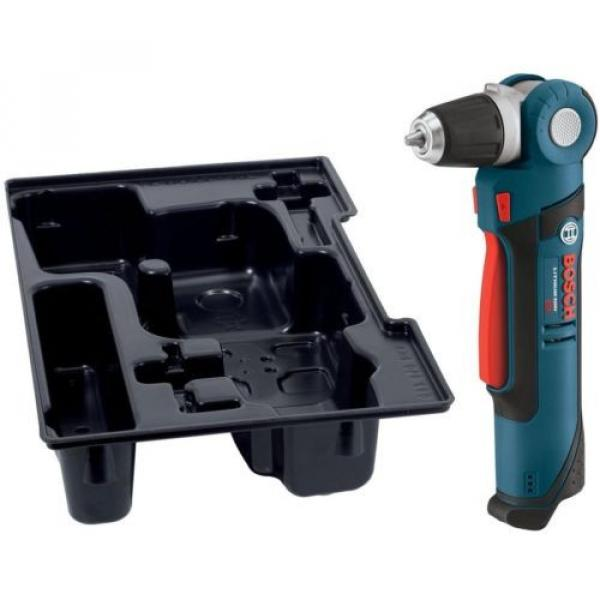 Bosch 12 Volt Lithium-Ion Cordless 3/8 in. Variable Speed Right Angle Drill Tool #1 image