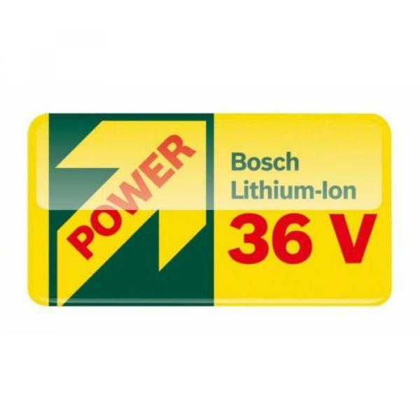 Bosch Rotak 4.0ah 36 volt Lithium-ion Battery 2607337047 2607336633 F016800346 #3 image