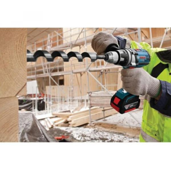 Cordless Electric Variable Speed Tough Drill Driver 18 Volt Lithium-Ion Kit #7 image