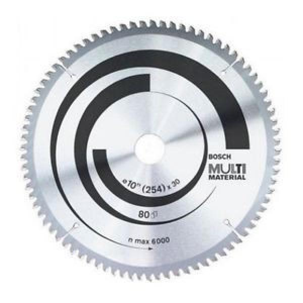 NEW! Bosch Circular Saw Blade Multi Material 235mm 80T - 2608642342 #1 image