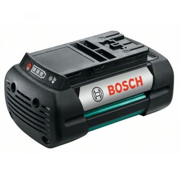 Bosch Rotak 4.0ah 36 volt Lithium-ion Battery 2607337047 2607336633 F016800346 #1 image